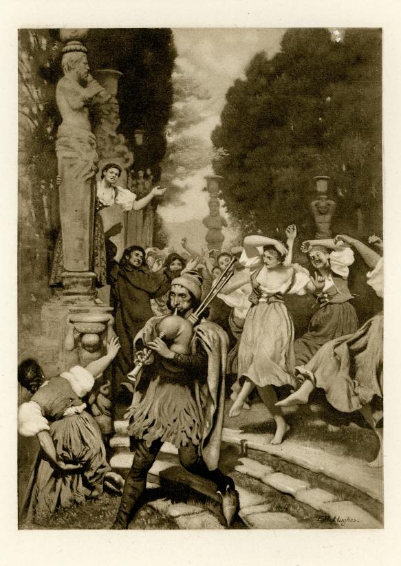 Novellino of Masuccio - Marco the Piper